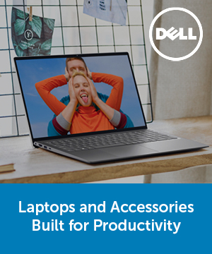 Dell. Laptops and accessories built for productivity. Shop now.